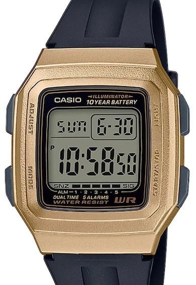 Casio Ceas cronograf digital unisex, cu functii multiple Femei