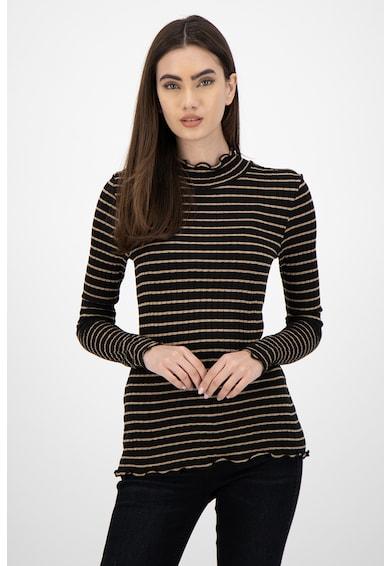Liu Jo Раирана блуза с ниска яка Жени