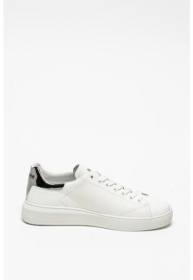 Blauer Kendall bőr sneaker lakkbőr részletekkel női