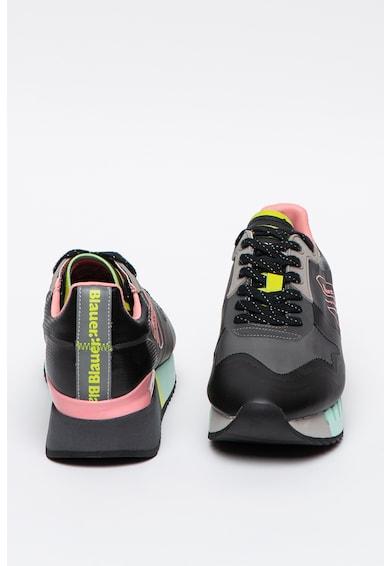 Blauer Pantofi sport wedge Myrtle Femei