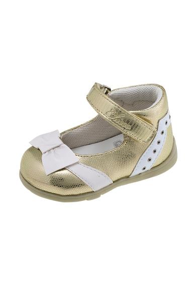 Chicco Pantofi Mary Jane de piele ecologica Fete
