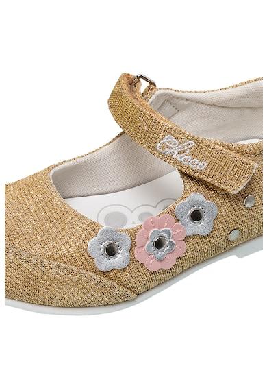 Chicco Pantofi Mary Jane cu detalii florale Fete
