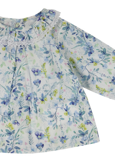 Chicco Bluza cu model floral Fete