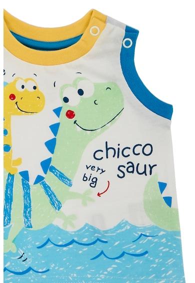 Chicco Top cu imprimeu cu dinozauri Baieti