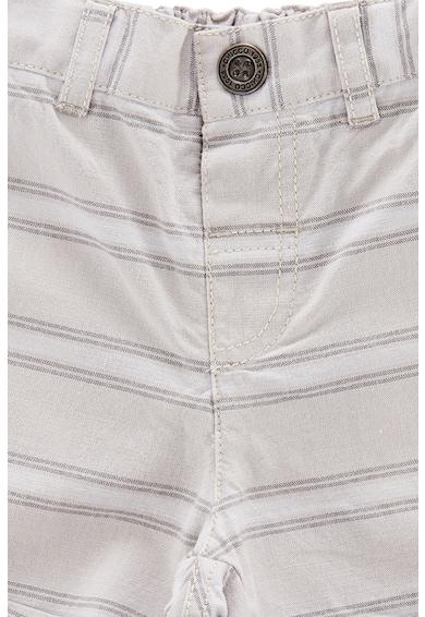 Chicco Pantaloni scurti chino cu model cu dungi Baieti