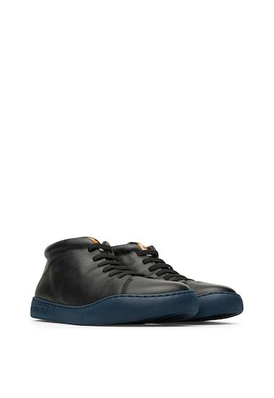 Camper Pantofi sport mid-high de piele Peu Barbati