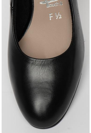 Tamaris Pantofi de piele, cu amortizare si toc clasic Femei