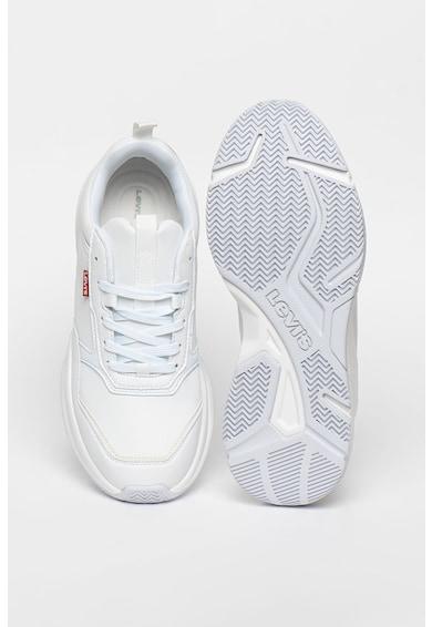Levi's Pantofi sport de piele ecologica Eastman Barbati