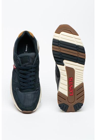 Levi's Pinecrest nyersbőr sneaker hálós anyagbetétekkel férfi