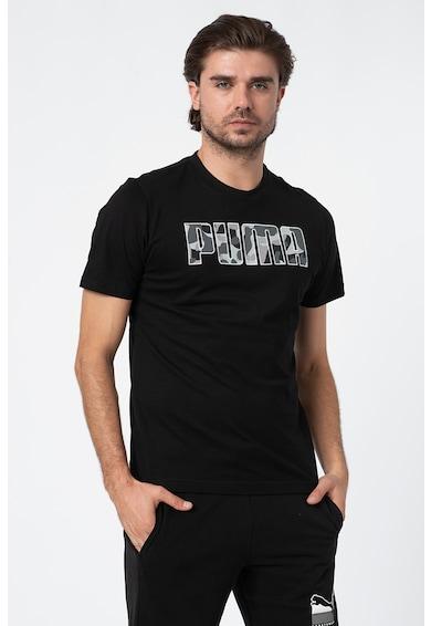 Puma Tricou cu imprimeu logo Barbati