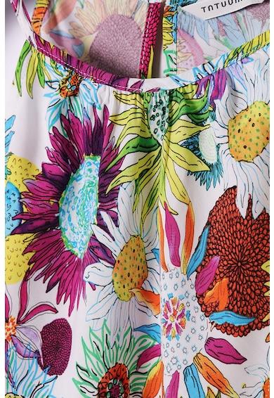 Tatuum Bluza cu model floral Flamini Femei