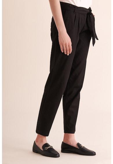 Tatuum Pantaloni din amestec de in Bosime 1 Femei