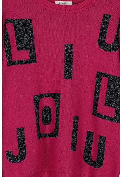 Liu Jo Пуловер с надписи Момичета