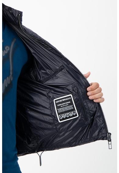 Emporio Armani Подплатено яке с пух и лого Мъже
