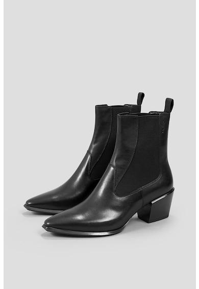 Vagabond Shoemakers Cizme medii din piele Betsy Femei
