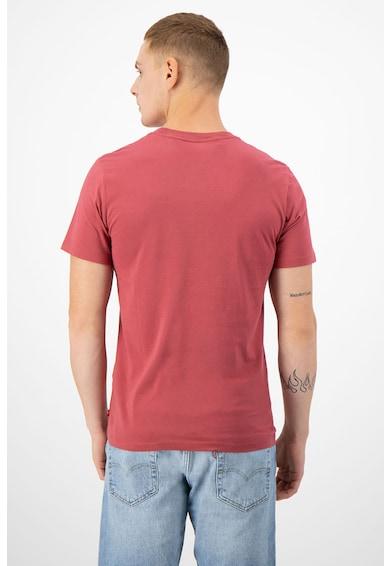 Levi's Tricou de jerseu cu imprimeu logo supradimensionat, contrastant Barbati