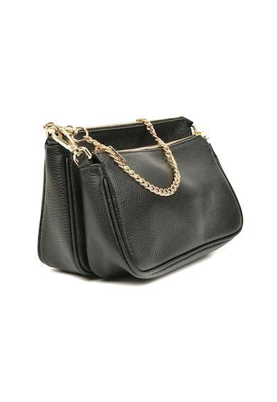 Luisa Vannini Кожена чанта с отделящи се несесери Жени