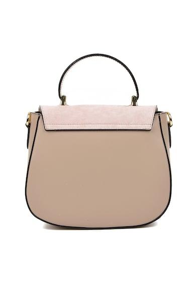 Luisa Vannini Кожена чанта с халка Жени