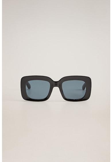 Mango Правоъгълни слънчеви очила Kanye Жени