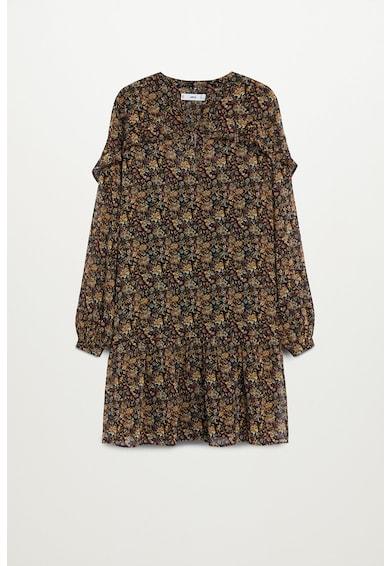 Mango Къса флорална рокля Chicago Жени