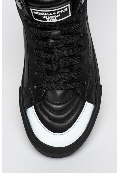 Kendall + Kylie Tetra műbőr flatform sneaker női