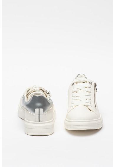 s.Oliver Pantofi sport din piele ecologica cu fermoar Femei