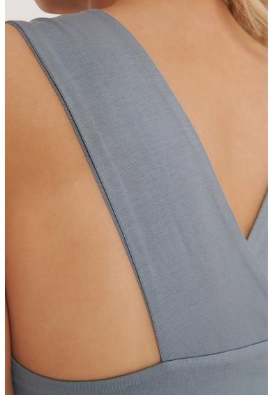 NA-KD Rochi maxi cu slit lateral adanc Femei