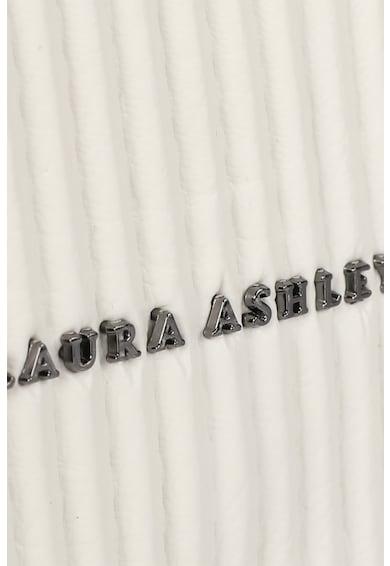 Laura Ashley Geanta crossbody din piele ecologica cu aspect texturat Femei