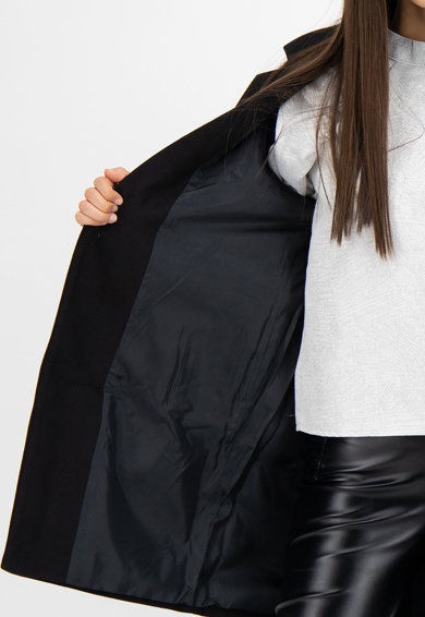 Missguided Palton elegant cu buzunare Femei