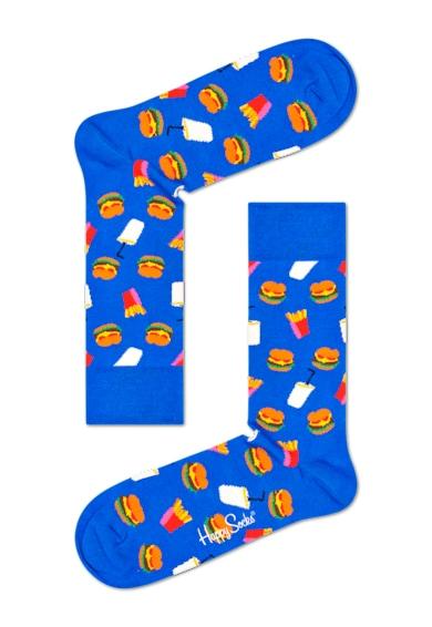 Happy Socks Унисекс дълги чорапи с шарка - 4 чифта Жени