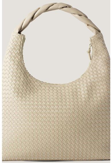 NA-KD Geanta hobo din piele ecologica cu model impletit Femei