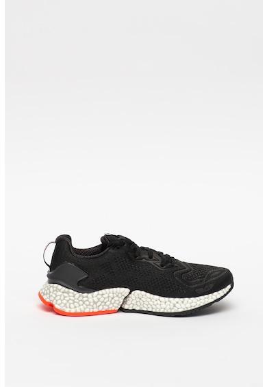 Puma Pantofi de plasa cu aspect tricotat, pentru alergare Speed Orbiter Femei