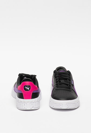 Puma Pantofi sport de piele Cali Bold Femei