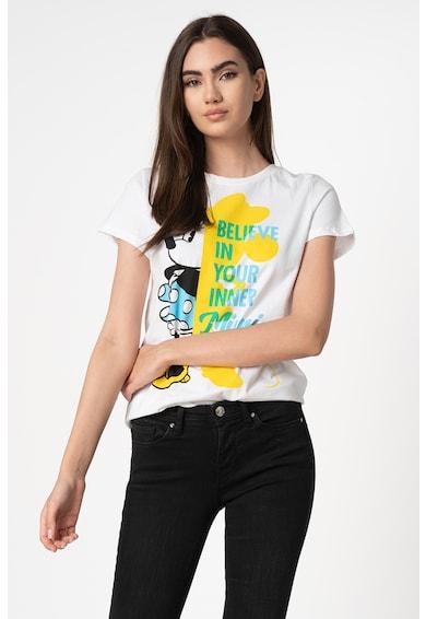 Only Tricou cu imprimeu Minnie Mouse Femei
