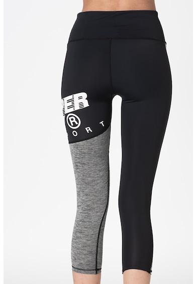 SUPERDRY Colanti cu imprimeu logo, pentru fitness Femei