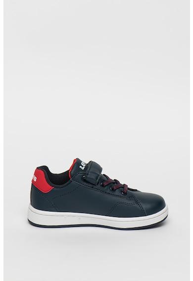 Levi's Kids Pantofi sport din piele ecologica cu detalii logo Brandon Mini Fete
