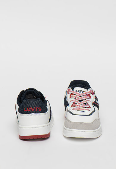 Levi's Kids Pantofi sport cu garnituri din denim Fete
