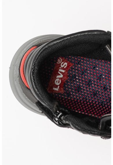Levi's Kids Pantofi sport inalti din piele ecologica New Aspen Fete