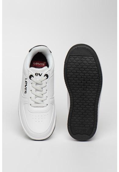 Levi's Kids Pantofi sport din piele ecologica New Union Fete