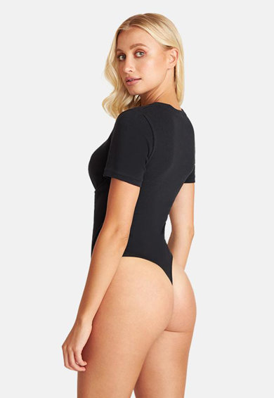 OW Intimates Body-tanga din amestec de bumbac Cecilie Femei
