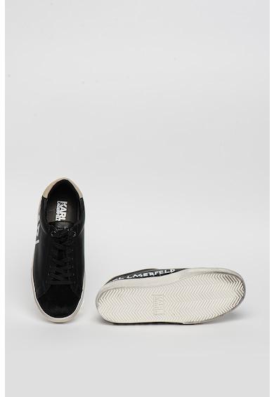 Karl Lagerfeld Pantofi sport din piele Skool Femei