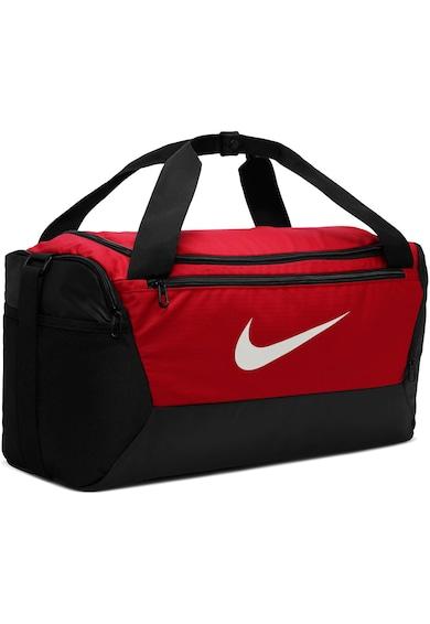 Nike Geanta Duffel  Brasilia S - 9.0 (41L), Rosu/Negru, MISC Femei
