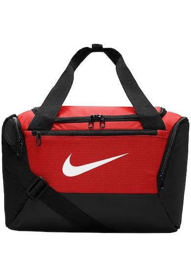 Nike Geanta sport  Brasilia XS, University Red/Black/White, 25L Femei
