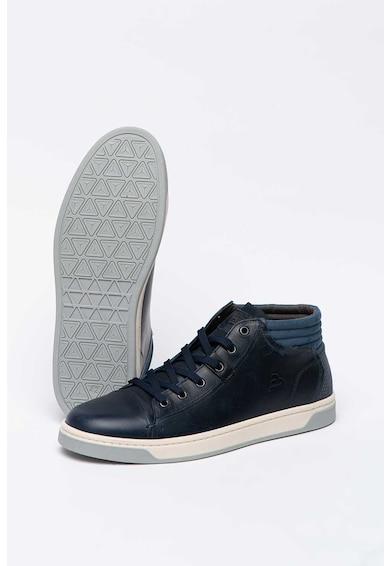 Bullboxer Pantofi sport cu aplicatie cap-toe si detaliu cu aspect piele de sarpe Barbati