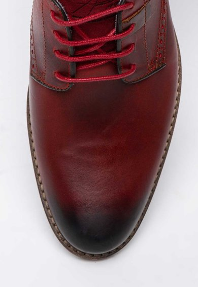 Bullboxer Pantofi derby de piele Barbati