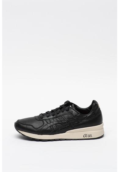 Asics Pantofi sport de piele cu amortizare GT-II Barbati