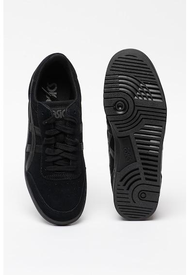 Asics Pantofi sport de piele intoarsa cu garnituri de piele GEL-VICKKA TRS Barbati