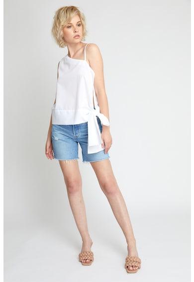 Framboise Bluza cu nod in partea laterala Jorgia Femei