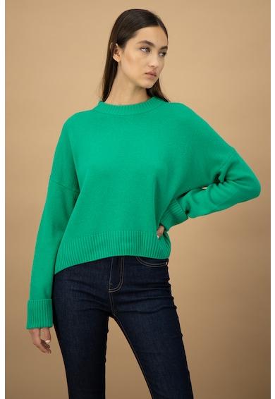 United Colors of Benetton Pulover din amestec de lana Femei
