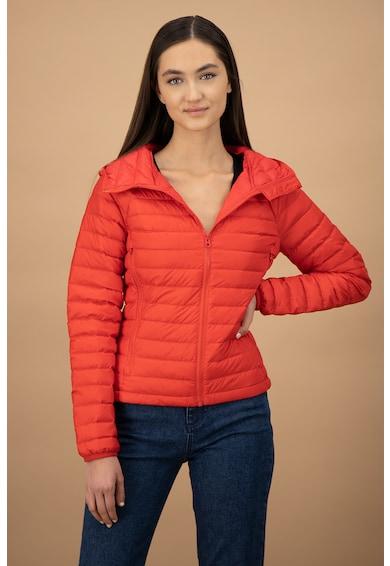 United Colors of Benetton Geaca cu umplutura de puf si aspect matlasat Femei